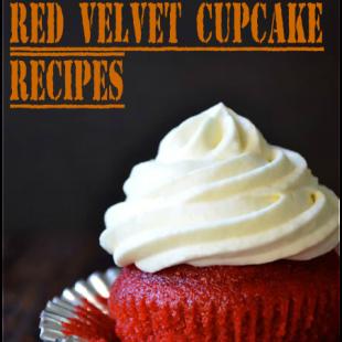 Top-10 Red Velvet Cupcake Recipes