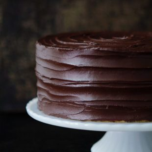 Top-10 Dark Chocolate Cake Recipes