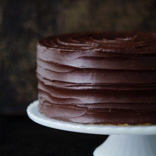 Top-10 Dark Chocolate Cake Recipes