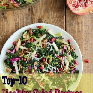 Top-10 Healthy Salad Recipes