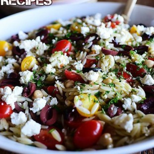 Top-10 Mediterranean Salad Recipes