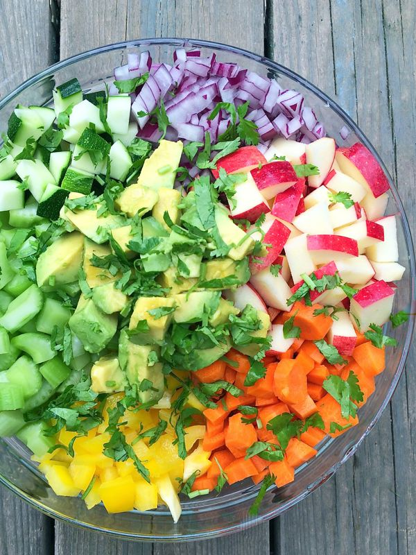 rainbow-harvest-salad-with-apples-and-avocados