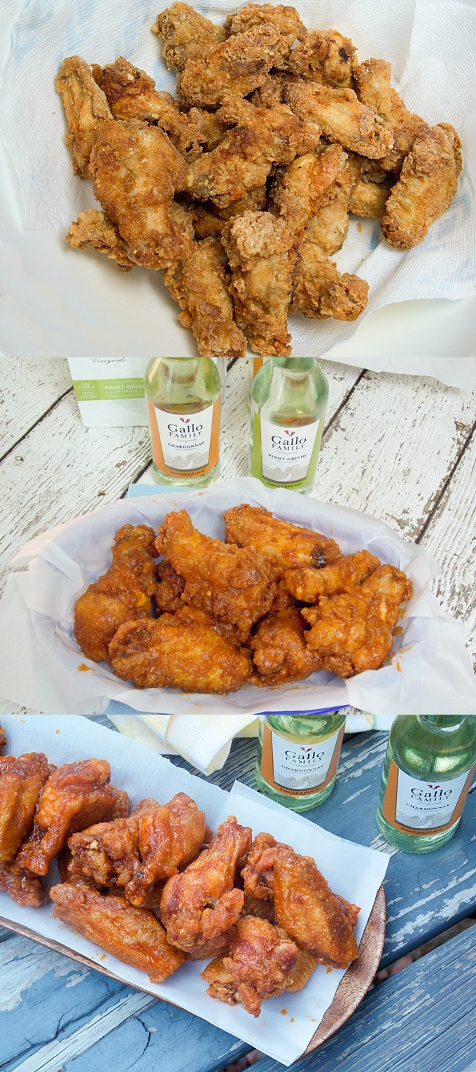 Crispy Maple Hot Wings Recipe