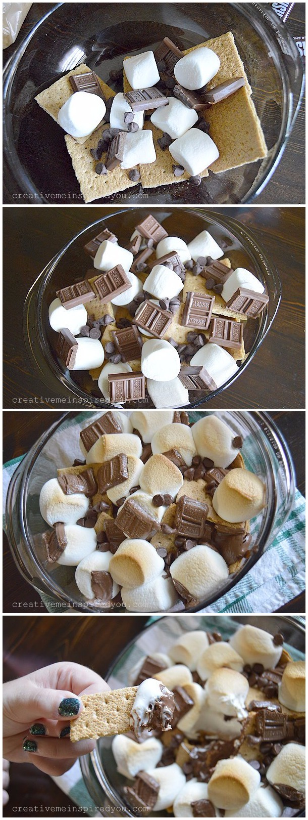 Easy S'Mores Dip Recipe