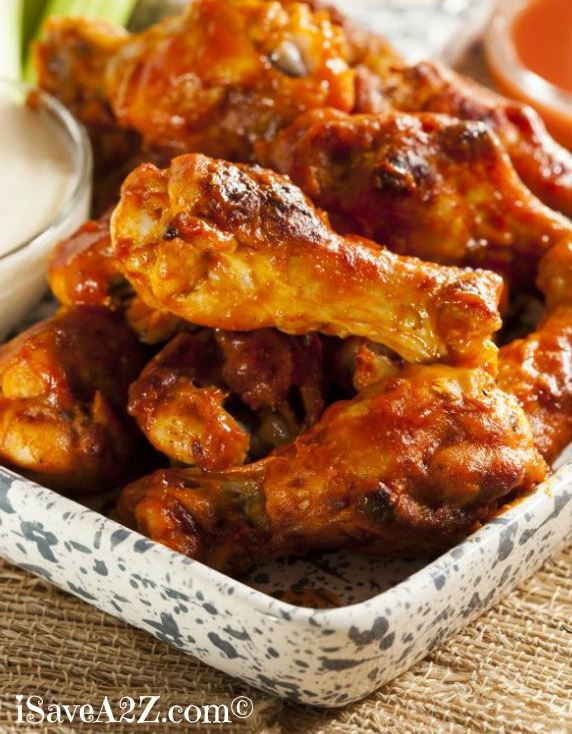 Hot and Spicy Buffalo Wings Recipe