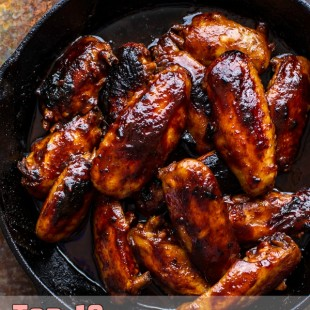 Top-10 Hot Wings Recipes