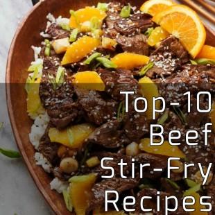 Top-10 Beef Stir-Fry Recipes