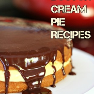 Top-10 Boston Cream Pie Recipes