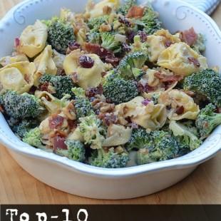 Top-10 Broccoli Salad Recipes