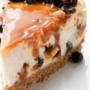 Top-10 Caramel Cheesecake Recipes
