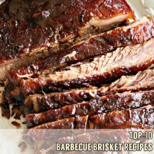 Top-10 Barbecue Brisket Recipes