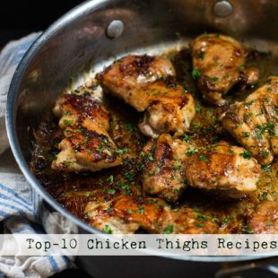 Top-10 Chicken Thighs Recipes