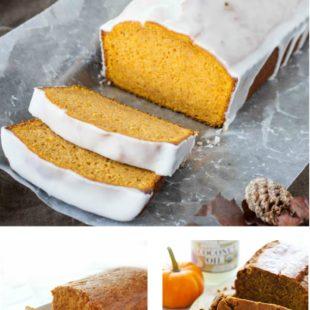 Top-10 Pumpkin Bread Recipes