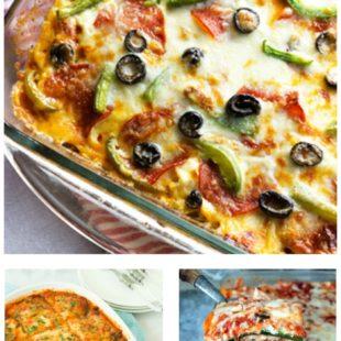 Top-10 Zucchini Lasagna Recipes