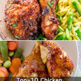 Top-10 Chicken Drumsticks Recipes