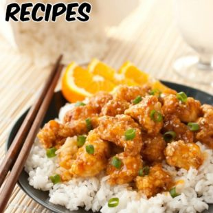 Top-10 Orange Chicken Recipes