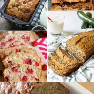Top-10 Zucchini Bread Recipes