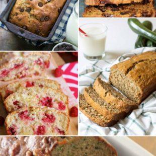 Top-10 Zucchini Bread Recipes