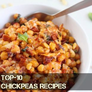 Top-10 Chickpeas Recipes