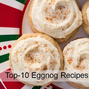 Top-10 Eggnog Recipes