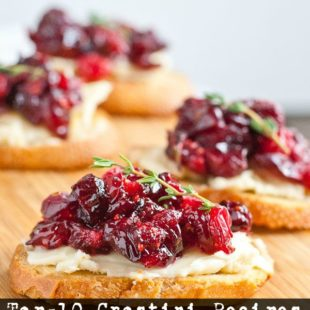 Top-10 Crostini Recipes