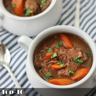 Top-10 Slow Cooker Beef Recipes