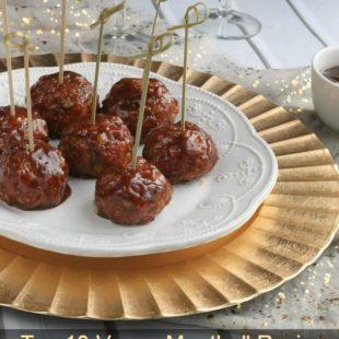 Top-10 Vegan Meatball Recipes